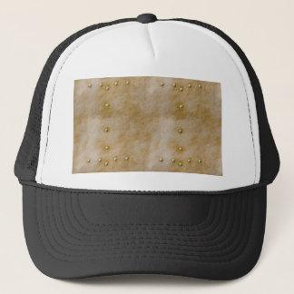 Steampunk Rivets Trucker Hat