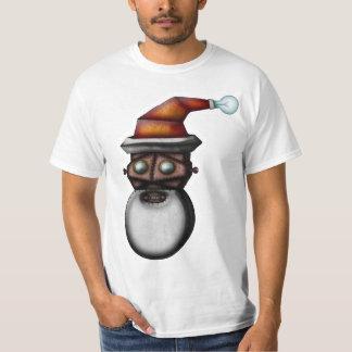 Steampunk Robo-Santa, light shirt