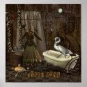 Steampunk Romance print
