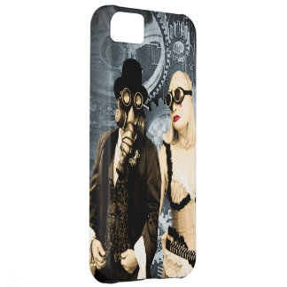 steampunk romantics iphone 5 barely there case iPhone 5C cover