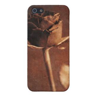 Steampunk Rose Cover For iPhone 5