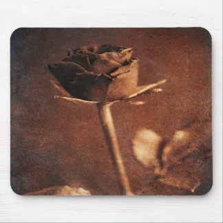 Steampunk Rose Mouse Pad