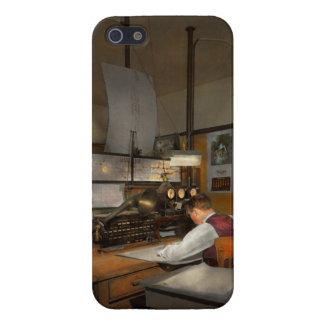 Steampunk - RR - The train dispatcher Case For iPhone SE/5/5s