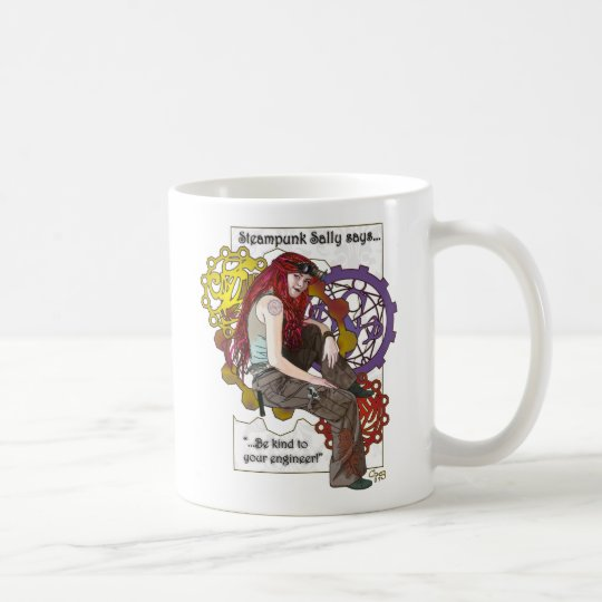 Steampunk Sally Mug