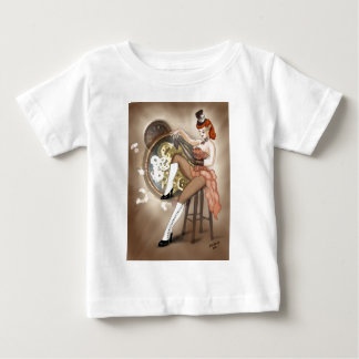 Steampunk Sally Pin-up T Shirt
