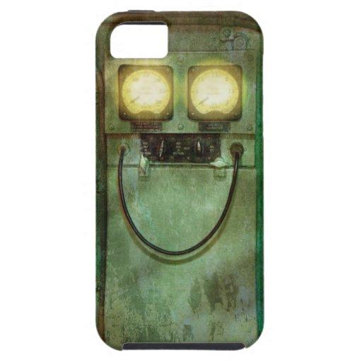 Steampunk - sea feliz iPhone 5 Case-Mate protector
