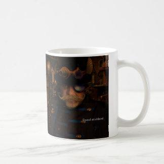 Steampunk Sean Coffee Mug