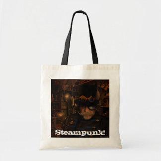 Steampunk Sean Tote Bag