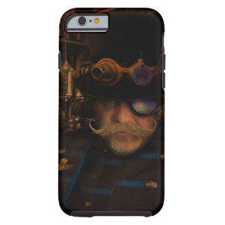 Steampunk Sean Tough iPhone 6 Case