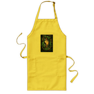 Steampunk - Sections Long Apron
