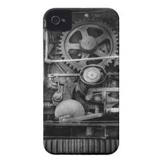 Steampunk - Serious Steel iPhone 4 Case-Mate Cases