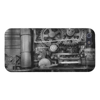 Steampunk - Serious Steel iPhone 5/5S Cases