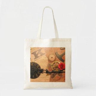 Steampunk Shopper Bag
