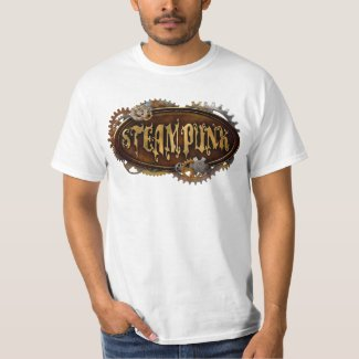 Steampunk Sign Shirt