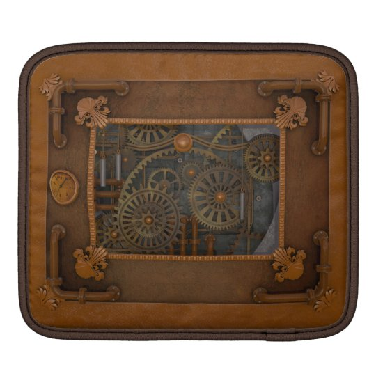 Steampunk Sleeve For iPads