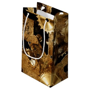 Steampunk Small Gift Bag