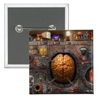 Steampunk - sobrecarga de información pin