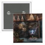Steampunk - sociedad industrial pins