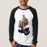 Steampunk Space Chimp T-Shirt