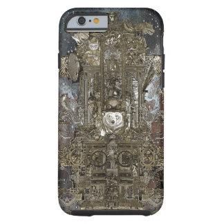 Steampunk Space Transport Tough iPhone 6 Case