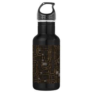 Steampunk Spelunking Water Bottle