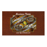 Steampunk - Spiral - Space time continuum Business Cards