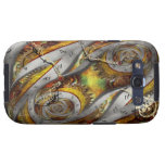 Steampunk - Spiral - Space time continuum Samsung Galaxy S3 Cover