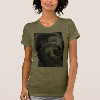 Steampunk Steam Pump Mechanic T-shirt
