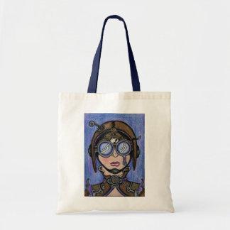 Steampunk Steamface #1 Bag The Pilot