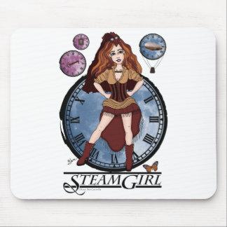 Steampunk - SteamGirl -StardustSteampunk™ Mousepad