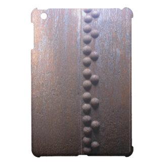 Steampunk Steel-plated Metal-look Gift iPad Mini Cover