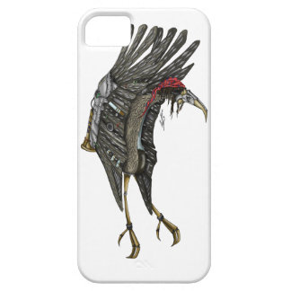 Steampunk Stork iPhone SE/5/5s Case