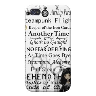 Steampunk Subway Art iPhone Case Cases For iPhone 4