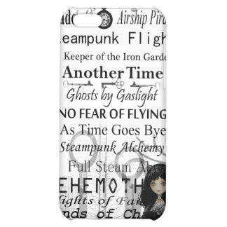 Steampunk Subway Art iPhone Case iPhone 5C Cover