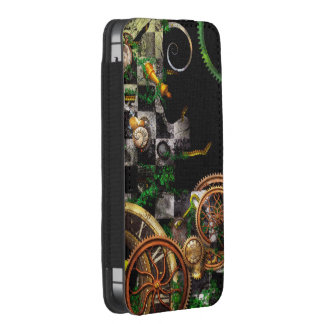 Steampunk - Surreal - Mind games iPhone SE/5/5s/5c Pouch