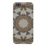 Steampunk Sweetheart Mandala Covers For iPhone 5