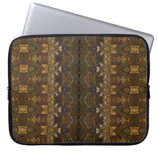 Steampunk Tapestry Laptop Sleeve