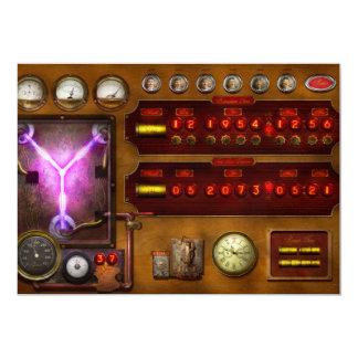 Steampunk - Temporal Flux Card
