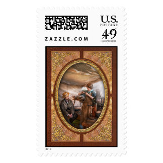 Steampunk - The Apprentice Stamps