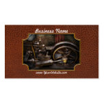 Steampunk - The Contraption Business Card