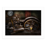 Steampunk - The Contraption Post Cards