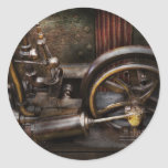 Steampunk - The Contraption Stickers