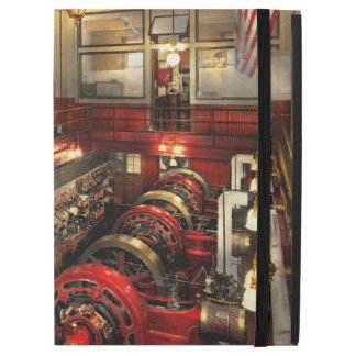 Steampunk - The Engine Room 1974 iPad Pro Case