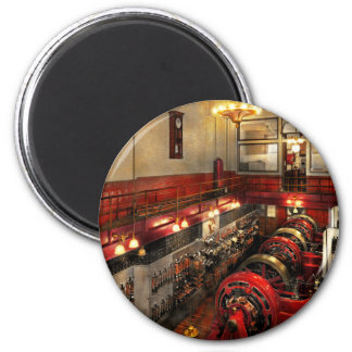 Steampunk - The Engine Room 1974 Magnet