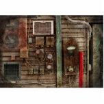 Steampunk - The Future Photo Cut Outs