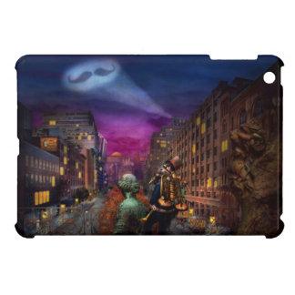 Steampunk - The Great Mustachio iPad Mini Cover