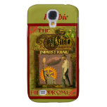 SteamPunk ~ The Industrial Hippodrome Galaxy S4 Cover