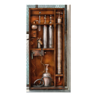 SteamPunk - The Invention Picture Card