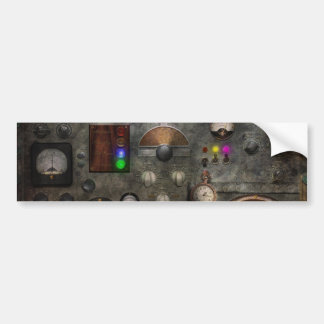 Steampunk - The Modulator Bumper Sticker