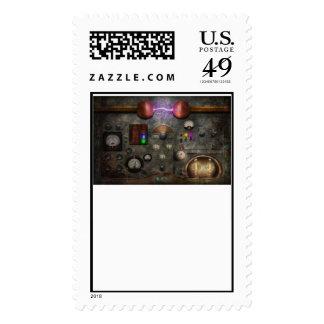 Steampunk - The Modulator Stamp